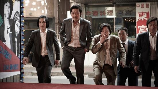 Korean Film Nameless Gangster Among Nominees for 2012 Asia Pacific Screen Awards