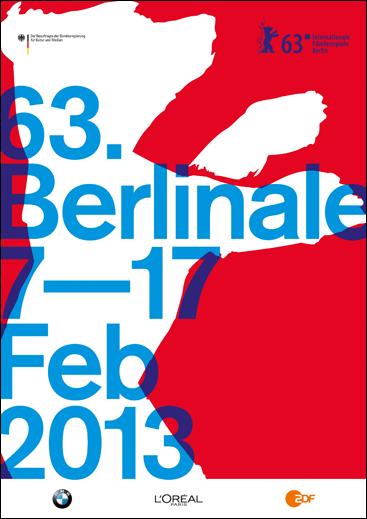 Poster Unveiled for 2013 Berlin International Film Festival