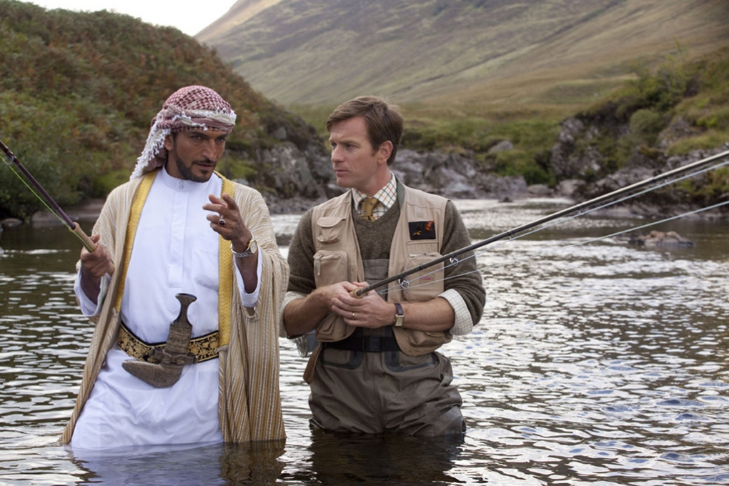Salmon Fishing in the Yemen and Silver Linings Playbook Among 2013 Golden Globes Nominations