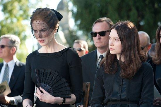 The international premiere of Stoker Starring Nicole Kidman to Close 2013 International Film Festival Rotterdam
