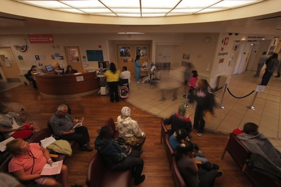 Documentary THE WAITING ROOM An Inside Look Behind the Doors of an Oakland Public Hospital, to Premiere on PBS