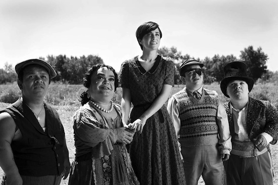 BLANCANIEVES to Open 2013 Cine Las Americas International Film Festival and 7 BOXES to Close The Festival