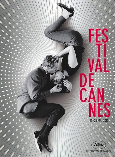 Cannes Film Festival Unveils 2013 Poster Featuring Joanne Woodward and Paul Newman