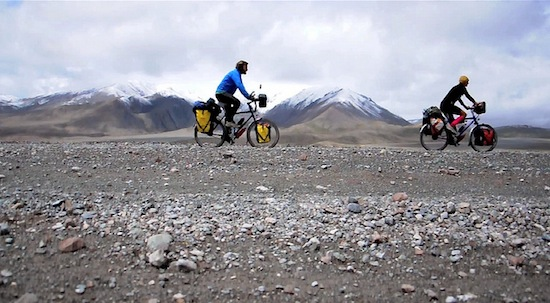 The Best Bike Movies from Around the World at 2013 Filmed by Bike in Portland, Oregon