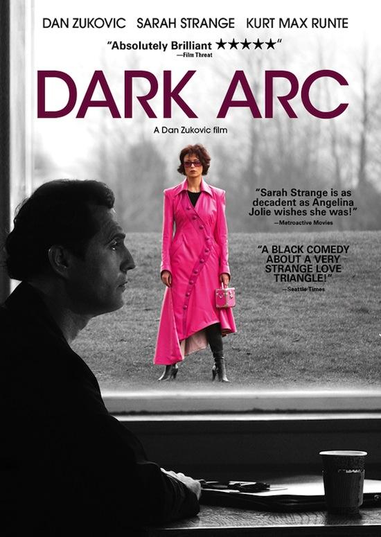 """DVD Indie: Bizarre Modern Noir Dark Comedy """"Dark Arc"""""""