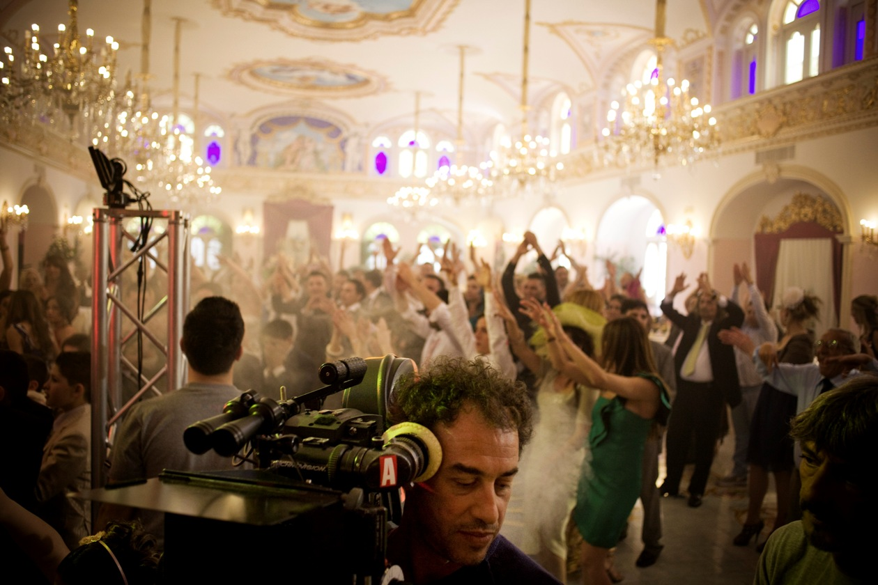 """Director Matteo Garrone talks about the real-life story behind his amazing new film """"Reality"""""""