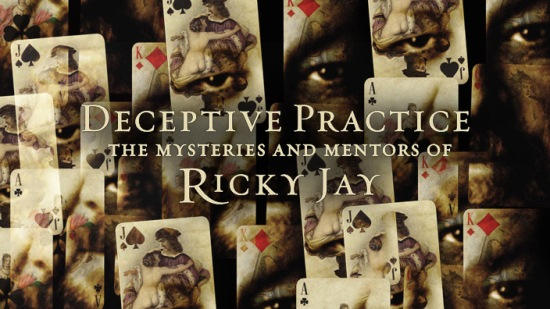 Documentary 'Deceptive Practice: The Mysteries and Mentors of Ricky Jay' Opens in NY on April 17 and in LA on May 17