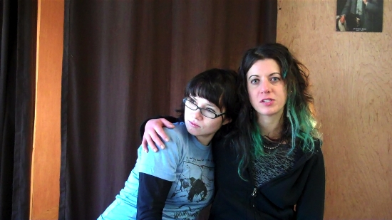 "Kinky Lesbians and U-Locks in ""Sweet Ride"" at 2013 Filmed by Bike"