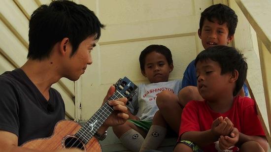 Jake Shimabukuro: Life on Four Strings Among Winners of 2013 Ashland Independent Film Festival