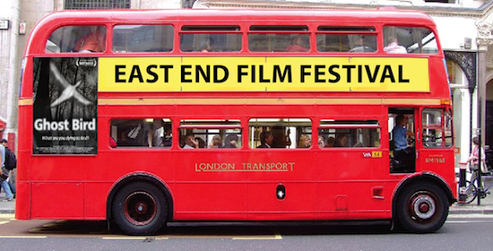 """London's EAST END FILM FESTIVAL Unveils 2013 Film Lineup, """"THE UK GOLD"""" to Open and """"LOVELACE"""" to Close Fest"""
