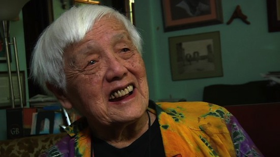 AMERICAN REVOLUTIONARY: THE EVOLUTION OF GRACE LEE BOGGS, directed by Grace Lee