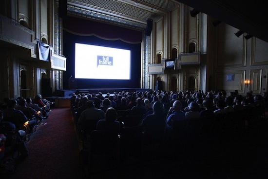 Full Frame Documentary Film Festival Announces 2014 Dates