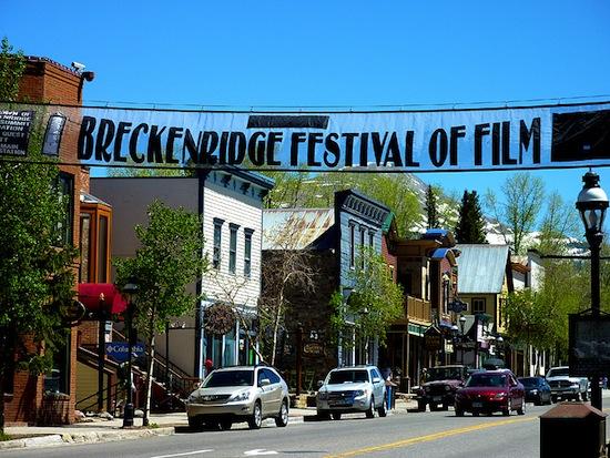 Breckenridge Festival of Film To Return to Fall Date for 2013 Festival