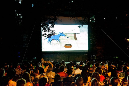 Animation Block Party's 10th Annual Animation Festival July 25-28 in Brooklyn, NY