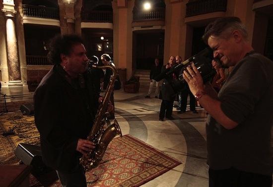 Jonathan Demme's ENZO AVITABILE MUSIC LIFE to Kick Off 2013 Maine International Film Festival