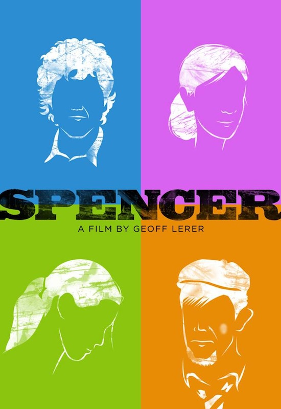 "WATCH Trailer for Indie Comedy Film ""SPENCER"""
