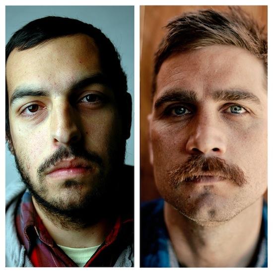 Directors Rodrigo Ojeda-Beck and Robert Machoian