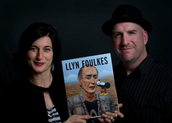 Co-Directors Tamar Halpern and Chris Quilty