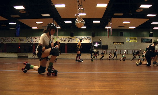 Sarah Friedland Talks About her Vibrant New Documentary RINK at Brooklyn Film Festival
