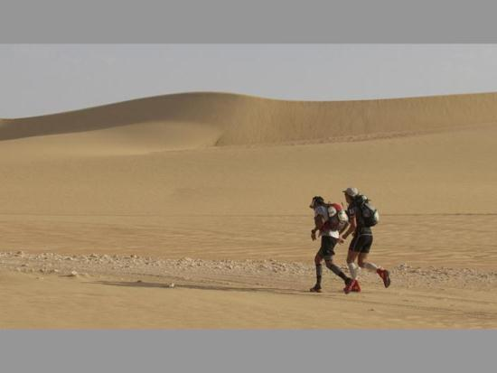 """Documentary """"DESERT RUNNERS"""" to World Premiere at 2013 Edinburgh International Film Festival"""