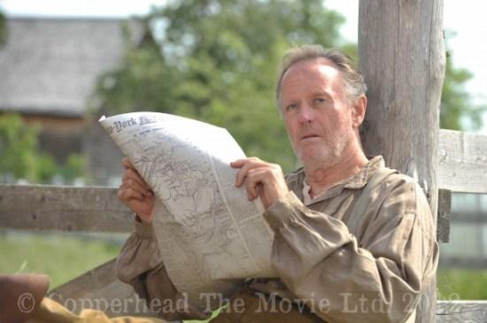"Civil War Indie Drama ""COPPERHEAD"" Sets June 28 Release Date | Trailer"