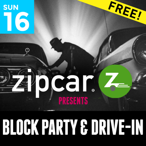 L.E.S* Film Festival to Kick off First Weekend With Block Party & Drive In