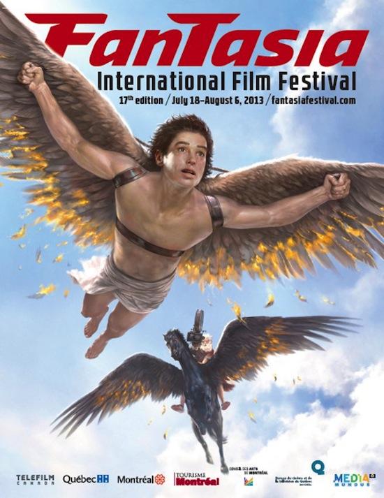 Fantasia International Film Festival Unveils Official 2013 Poster