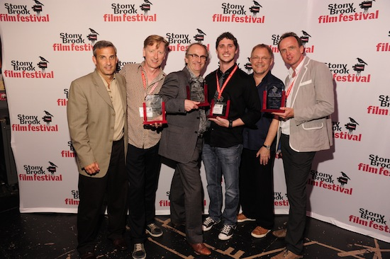 Winners of the 18th Annual Stony Brook Film Festival, MY BEAUTIFUL COUNTRY Wins Best Film