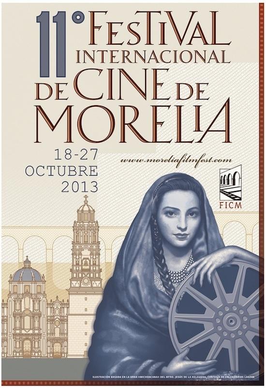 Morelia International Film Festival Reveals Official Films for 2013 Festival