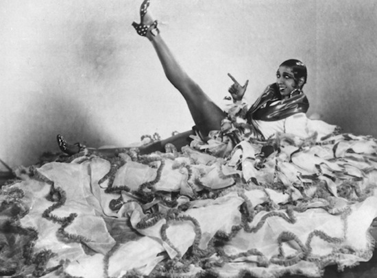 JOSEPHINE BAKER, A BLACK DIVA IN A WHITE MAN'S WORLD