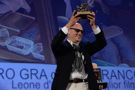 Official Awards of 70th Venice Film Festival; SACRO GRA by Gianfranco Rosi Wins Golden Lion for Best Film | VIDEO