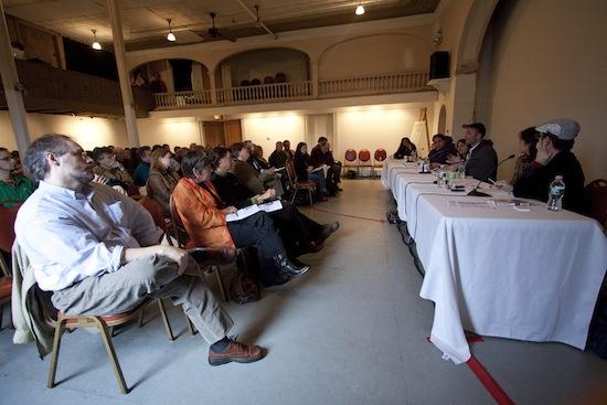 Camden International Film Festival (CIFF) Points North Documentary Forum