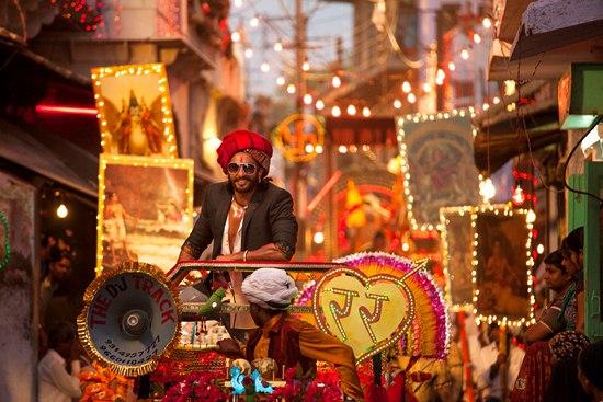 RAM-LEELA, the new film from Sanjay Leela Bhansali