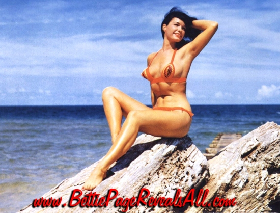 Film Review: BETTIE PAGE REVEALS ALL