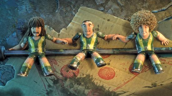 Argentinian Box-Office Hit FOOSBALL to U.S. Premiere at 2014 Miami International Film Festival | Watch TRAILER