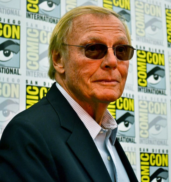"San Luis Obispo International Film Festival to Open with Documentary ""STARRING ADAM WEST"""