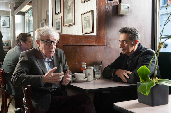 John Turturro's Comedy FADING GIGOLO Starring Woody Allen, Sharon Stone, Sofia Vergara to Open 2014 Boulder International Film Festival | VIDEO: Watch Trailer