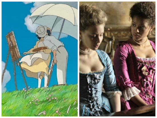 bella-the-wind-rises-opens portland international film festival