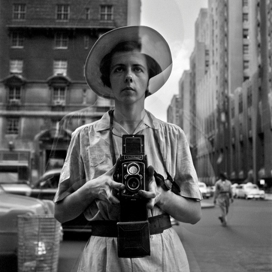 "Review of Great New Doc: ""Finding Vivian Maier"""