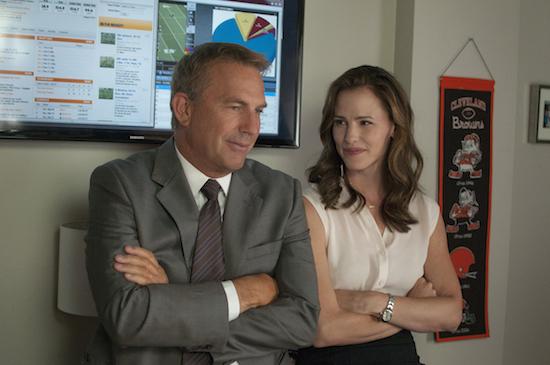 Sneak Preview of DRAFT DAY, Starring Kevin Costner, Jennifer Garner to Open Charleston International Film Festival