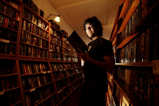 Brian Knappenberger's THE INTERNET'S OWN BOY: THE STORY OF AARON SWARTZ to Open 2014 Hot Docs