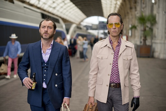 2014 Cleveland International Film Festival to Close with DOM HEMINGWAY Starring Jude Law. VIDEO Watch Trailer