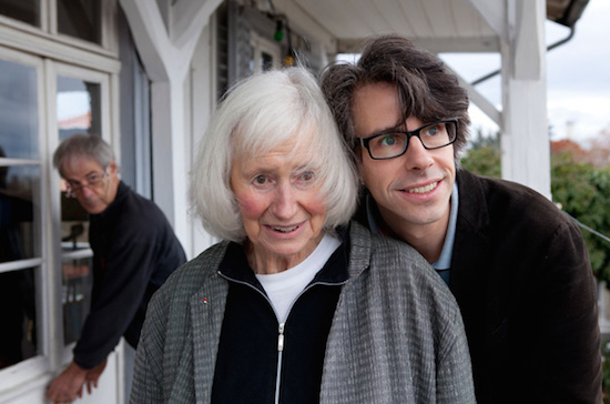 FORGET ME NOT; An Intimate Chronicle of the Filmmaker's Mother, and Her Battle With Alzheimer's to Screen at 2014 American Documentary Film Festival