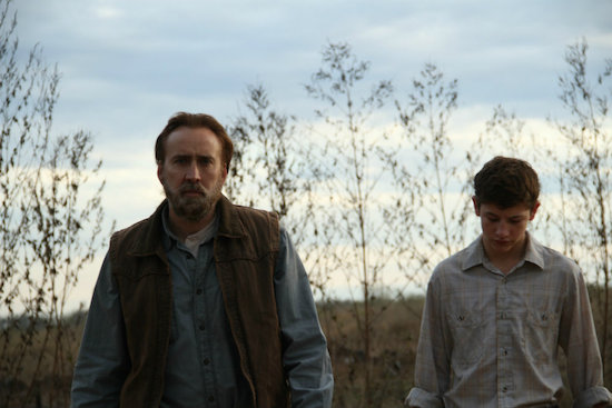JOE starring Nicolas Cage to Open 2014 Atlanta Film Festival; THE DOUBLE starring Jesse Eisenberg to Close
