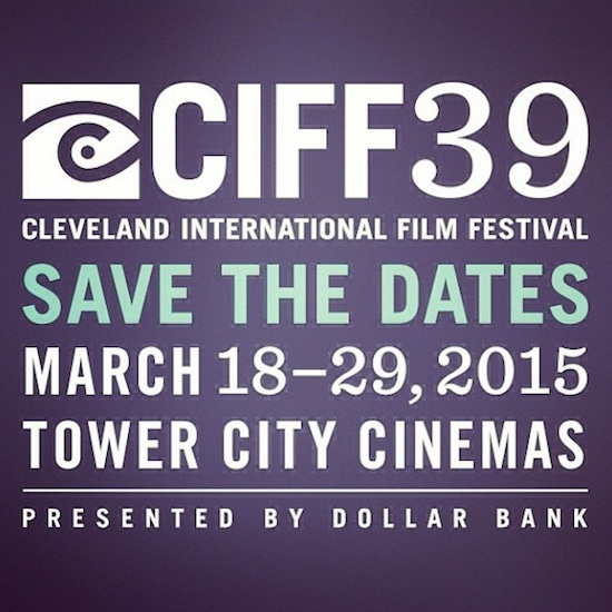 Cleveland International Film Festival Announces 2015 Dates