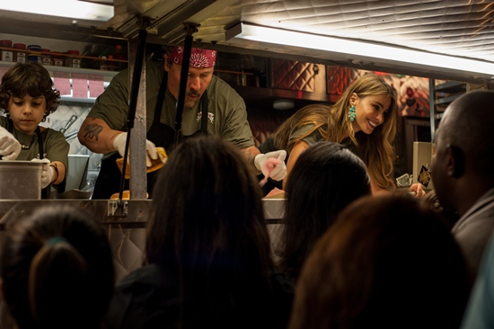 Jon Favreau's latest film CHEF selected to Open 2014 Montclair Film Festival