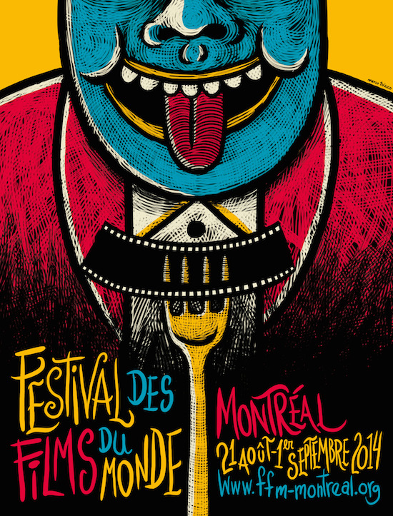 Official Poster Unveiled for 38th Montreal World Film Festival