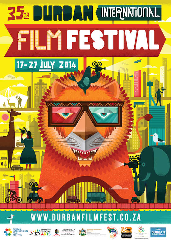 Full Program Announced for 2014 Durban International Film Festival