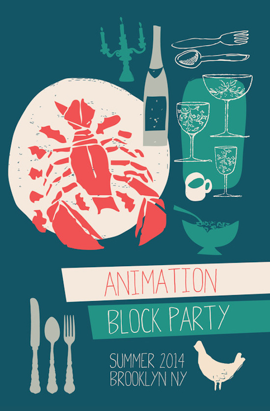 Official Lineup Released for the 2014 Animation Block Party film festival
