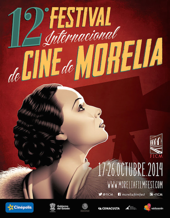Morelia Film Festival Unveils Official 2014 Poster